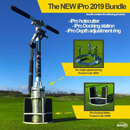 iPro Holecutter 2019 Bundle